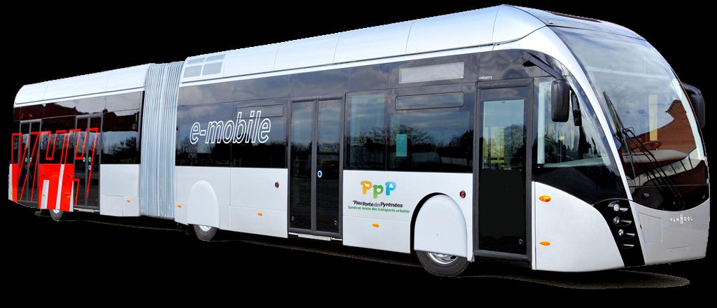 First Hydrogen Bus Deployment in France